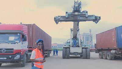 Celebrating Int'l Women's Day: Spotlight on Bolloré's port manager