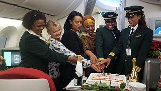 2019 IWD: Ethiopian operates all women functioned flight