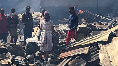 Inferno in Ethiopia's Bahir Dar leaves hundreds homeless