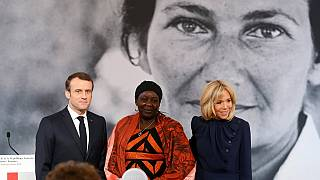 Cameroonian activist awarded first women's rights prize