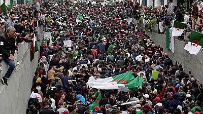 L'Algérie depuis l'annonce de la candidature de Bouteflika à un 5e mandat