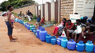 A N'Djamena, les habitants souffrent d'une sévère pénurie de gaz