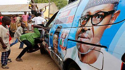 Elections régionales au Nigeria: le parti de Buhari veut conforter sa victoire à la présidentielle