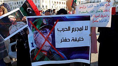 Libyans fear showdown as Khalifa Haftar eyes capital