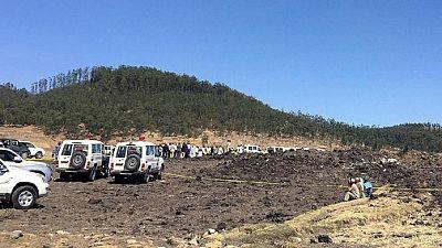 Crash aérien en Éthiopie :les pays les plus affectés
