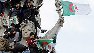 Algeria: protest greets Bouteflika's return