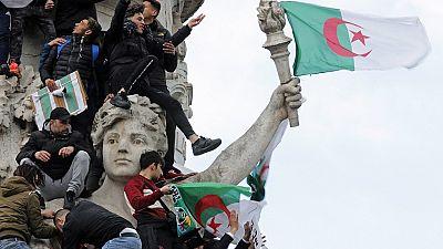 Algeria: protest greets Bouteflika's return
