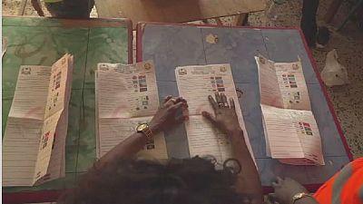 Législatives en Guinée-Bissau : le décompte des voix se poursuit