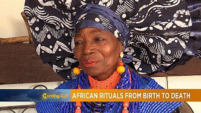 De la naissance à la mort, les rites africains [Grand Angle]