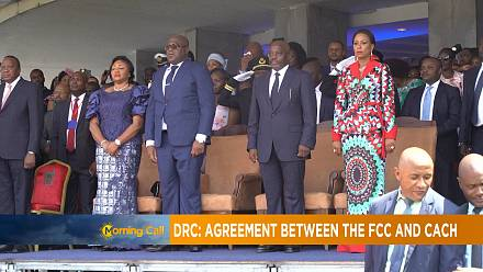 It's official- DRC's Tshisekedi and Kabila to form coalition govt [The Morning Call]