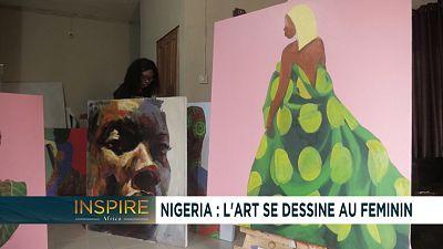 Au Nigeria, les femmes révolutionnent le milieu des beaux-arts [Inspire Africa]