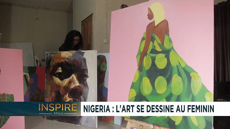 Nigerian women revolutionising Fine Art