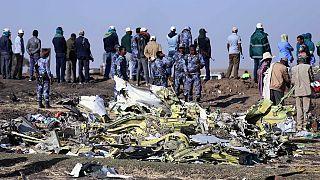 Crash aérien en Ethiopie : les deux boîtes noires retrouvées