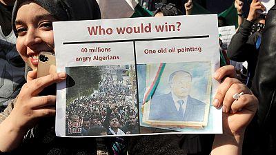 Algeria president quits, polls postponed - Presidency