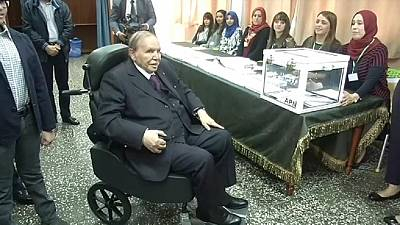 Algeria's Bouteflika will not run for fifth term - Official