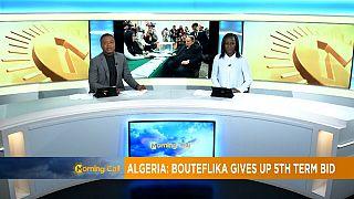 Algeria's president Bouteflika drops 5th term bid [The Morning Call]