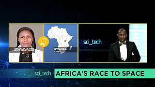 Tracking Africa's Race to Space