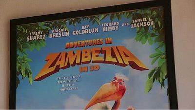 Le cinéma d'animation en Afrique du Sud