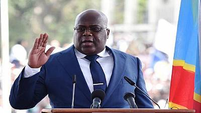 RDC:près de53 %de Congolais satisfaits de l'action de FélixTshisekedi(sondage)