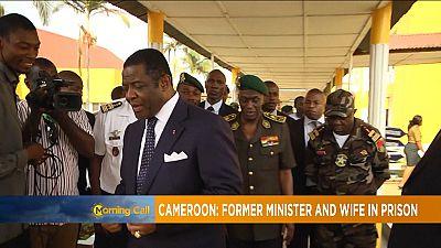L'ancien ministre de la Défense écroué pour corruption [Morning Call]