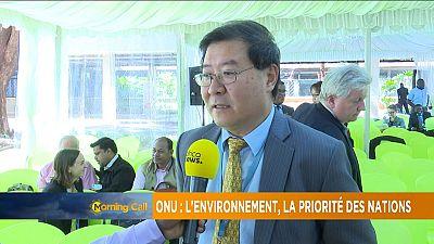 L'ONU engagée dans la protection de l'environnement [Morning Call]