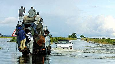 Mozambique : 66 morts dans les inondations, le cyclone Idai en vue