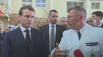 Djibouti : Macron justifie la présence de la France et tacle la Chine
