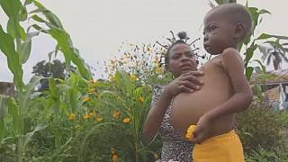 DRC: 260,000 children severely malnourished- UNICEF