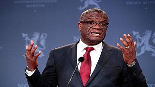 Ebola en RDC : colère du Docteur Mukwege contre l'attaque des centres de traitement