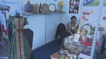 Nigeria : les jacinthes d'eau, une poule aux oeufs d'or