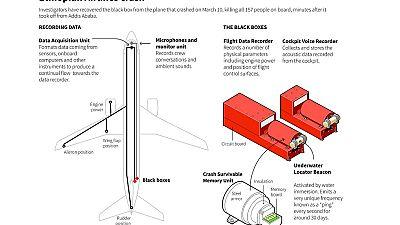 Ethiopian crash: France accepts black box analysis, US grounds Boeing