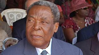 Cameroon Senate retains 84-year-old speaker, Niat Njifenji Marcel