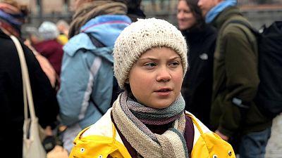Nobel de la Paix : une étudiante suédoise en lice