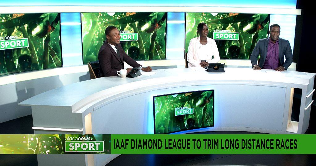 IAAF Diamond League to trim long distance races from 2020