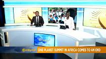 France, Kenya back calls for action on climate [Morning Call]