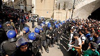 Algérie : sécurité renforcée pour de nouvelles marches anti-Bouteflika