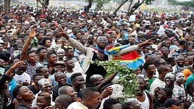 RDC: colère des partisans du pouvoir après l'échec aux sénatoriales