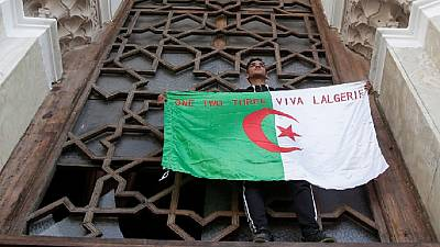 Algeria anti-govt protests: 75 arrested, 11 policemen injured