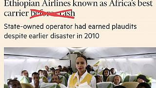 Backlash over biased foreign media coverage of Ethiopia crash