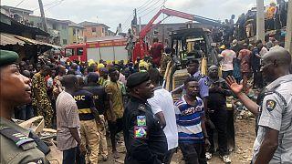 Nigeria : les bâtiments vétustes dans le viseur des autorités de Lagos