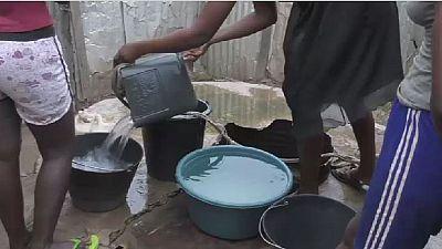 RCA : graves pénuries d'eau potable à Bangui