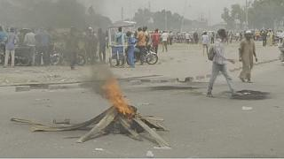 DRC: one police officer dead during violent protest as ruling party fail to win senate seat