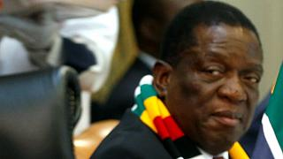 Zimbabwe president cuts UAE trip to attend Cyclone Idai emergency