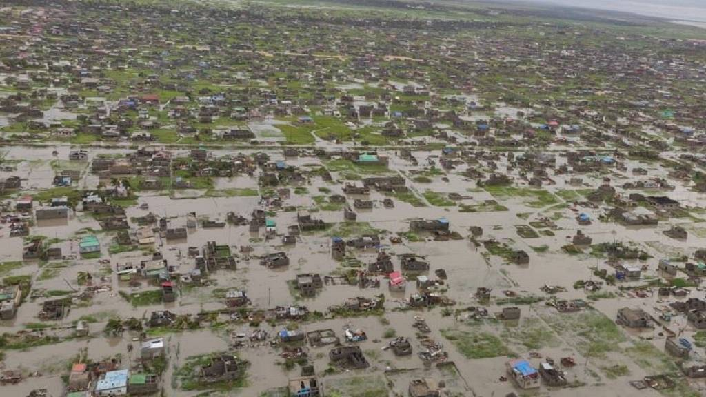 Days after Cyclone Idai, millions still affected across Western Africa