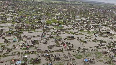 90% of Mozambican city of Beira destroyed by Cyclone Idai – Red Cross