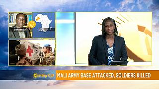 16 soldiers dead in attack in Central Mali [Morning Call]