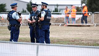 Australian Police search homes linked to NZ shootings