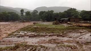 Cyclone Idai leaves trail of destruction in Zimbabwe