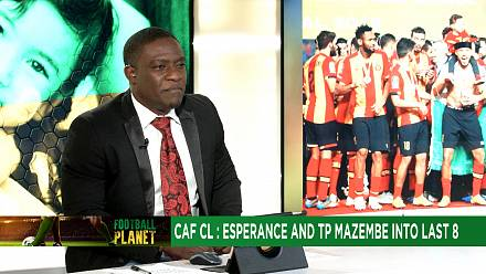 CAF Competions produce quarter finalists