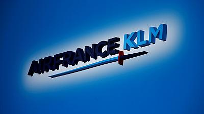 Transport aérien : Air France KLM en légère baisse en Afrique